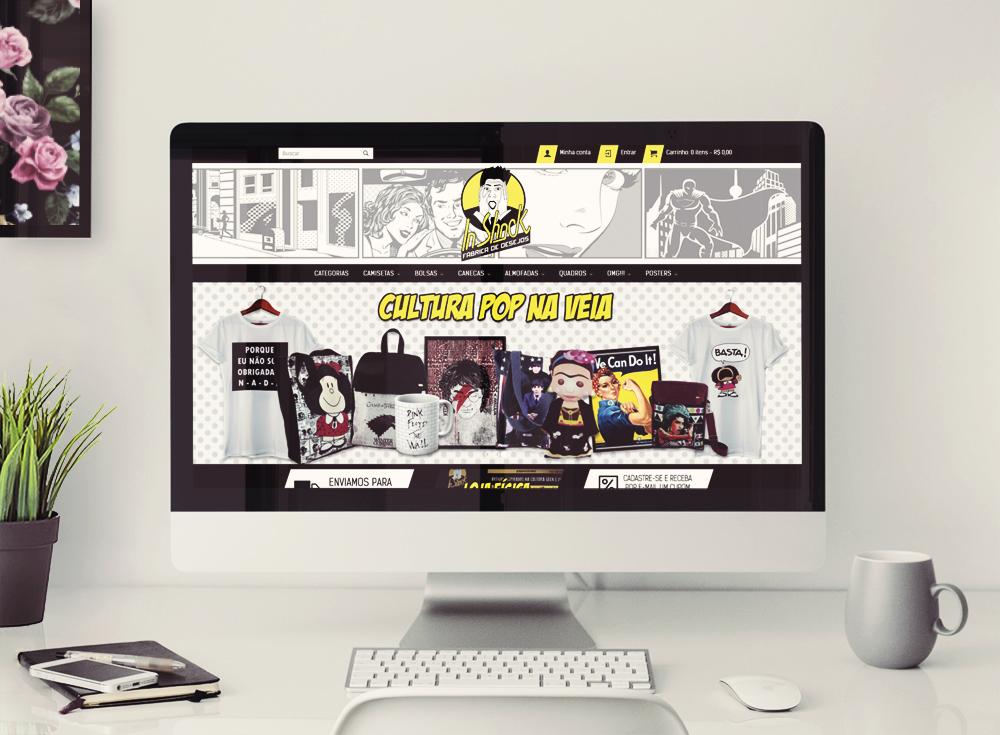 layout personalizado xtechcommerce - inicio