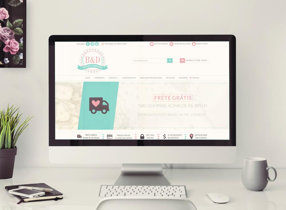 template personalizado para xtechcommerce - bd inicio